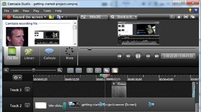 Download Camtasia Studio 2018 Full Crack